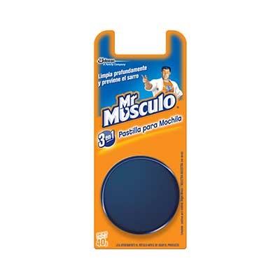 Mr Músculo® Bloque para Mochila
