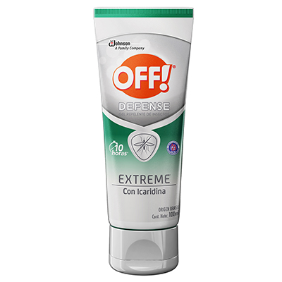 OFF! Defense Extreme Gel