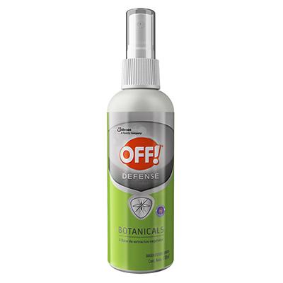 OFF! Defense Botanicals Spray