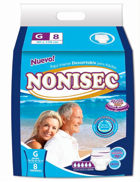 Nonisec Ropa Interior Descartable