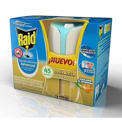 Raid® Líquido Eléctrico Advanced