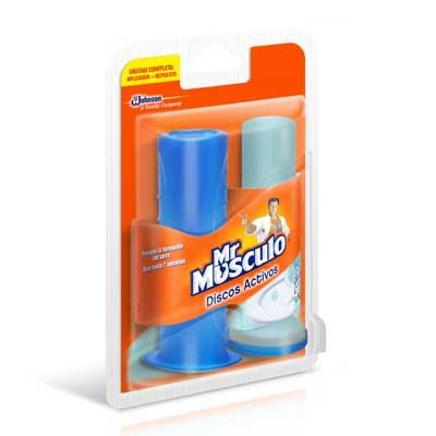 Mr Músculo® Glade® Discos Activos