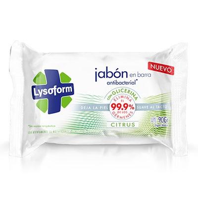 LYSOFORM® JABÓN EN BARRA ANTIBACTERIAL