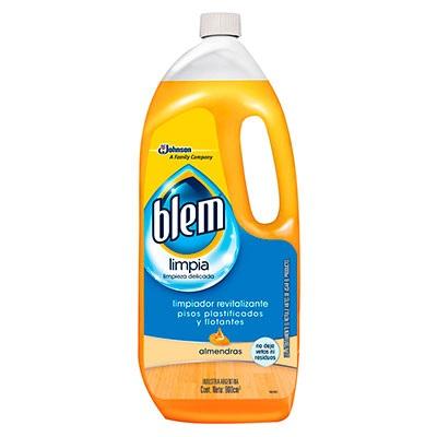 Blem® Limpiador Revitalizante Pisos Plastificados y Flotantes