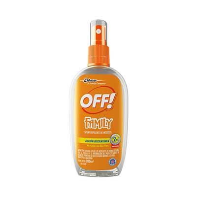 OFF! Family Spray