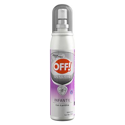 OFF! Defense Infantil Spray