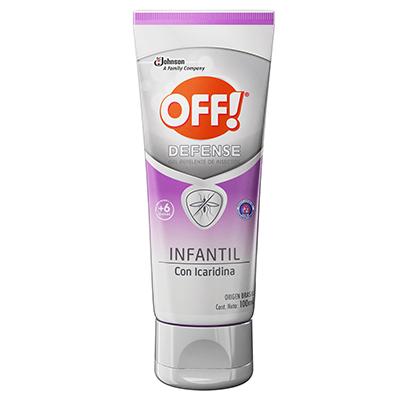 OFF! Defense Infantil Gel