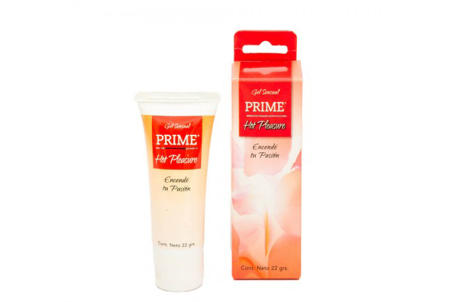 Prime Gel Sensual Pleasure