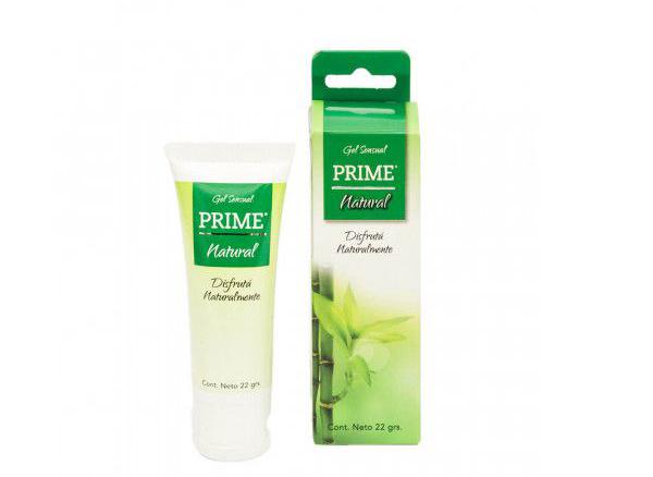 Prime Gel Sensual Natural