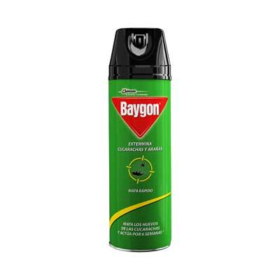 Baygon® Extermina Cucarachas y Arañas