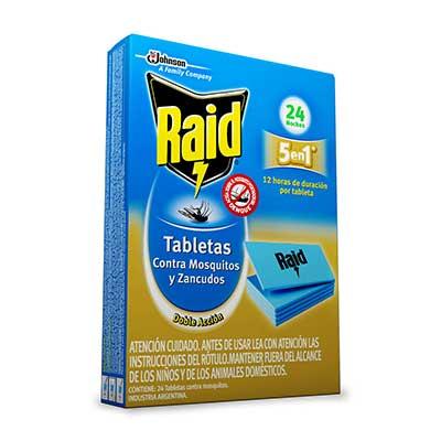 Raid® Tabletas
